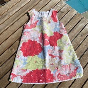 Dress Burberry 18 / 24 months sleeveless white